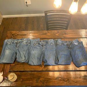 Boys 12 Husky Jeans Old Navy